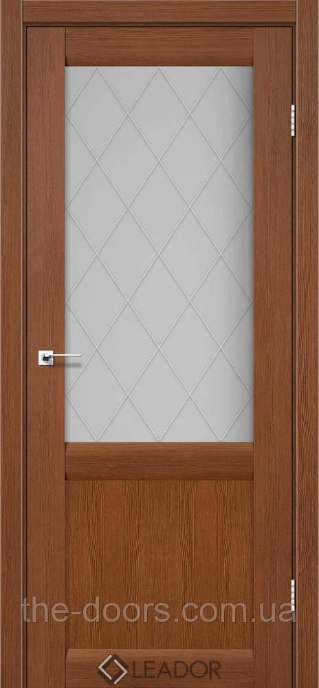 Двери LEADORмодель LAURA LR-01 стекло L1