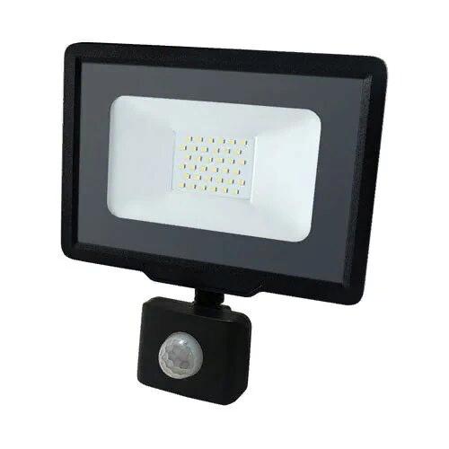 Светодиодный прожектор BIOM 20W S5-SMD-20-Slim+Sensor 6200К 220V IP65