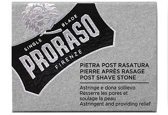 Камень после бритья от порезов Proraso Post Shave Alum Stone 100 г