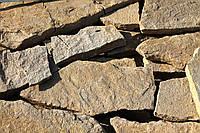 Песчаник коричневый плитняк