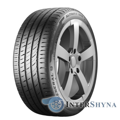 Шины летние 245/35 R20 95Y XL FR General Tire ALTIMAX ONE S