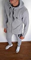 Теплый зимний спортивный костюм Reebok на молнии купить в розницу +50грн