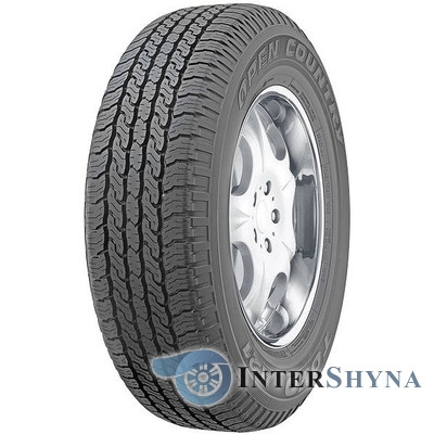 Шины летние 245/70 R17 108S Toyo Open Country A21