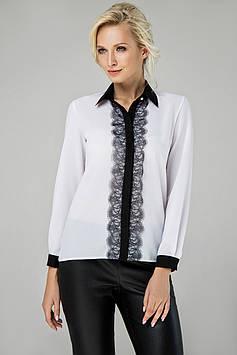 Блуза белая Классик