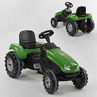 Детский педальный трактор Pilsan 07-321 Зеленый