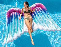 Надувной матрас Крылья Ангела, 251х160 см