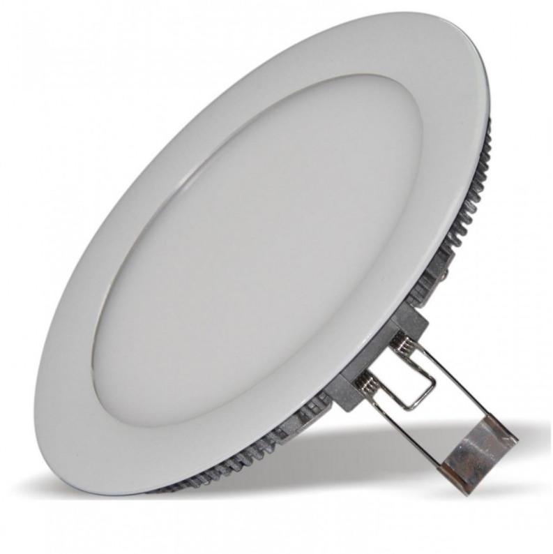 Светодиодная панель 3w 120lm 165-265v 4500k круг Lemanso LM597 LED