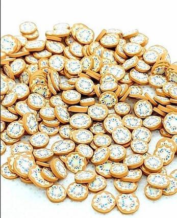 Фимо «Пончик» для слаймов (50525), фото 2