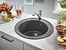 Grohe Мойка для кухни D=510 мм, Granite Grey (31656AT0), фото 3