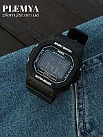 Часы спортивные / Часы мужские спортивные под спортивный стиль одежды Skmei / Скмей 1134 черные