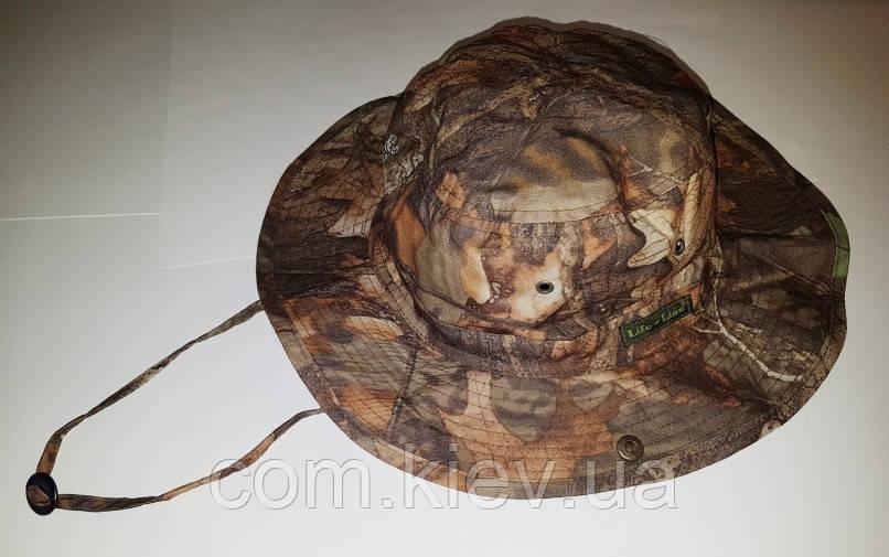 Шляпа камуфлированная Life-Line (большой размер). Широкие поля
