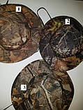 Шляпа камуфлированная Life-Line (большой размер). Широкие поля, фото 10