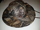 Шляпа камуфлированная Life-Line (большой размер). Широкие поля, фото 4