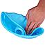 Силиконовая форма для кекса круглая с отверстием посередине 23 см, фото 3