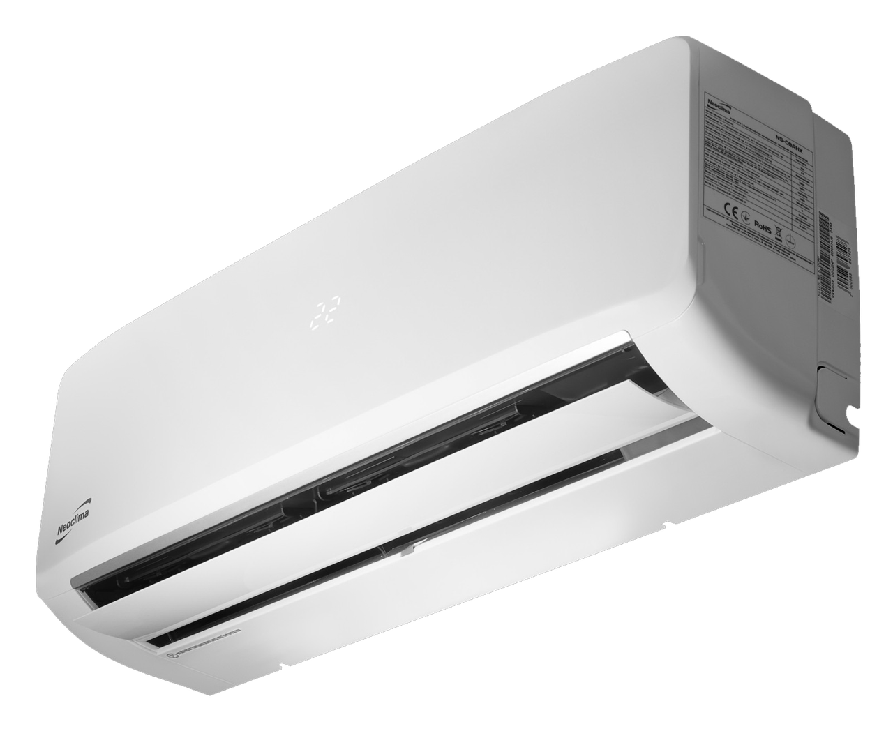Кондиционер воздуха Neclima NS/NU-18AHX Therminator 3.0 ( -7 С )