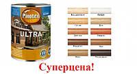 Лазурь-лак  PINOTEX ULTRA LASUR 1 л для защиты древесины антисептический Пинотекс Ультра Бесцветный