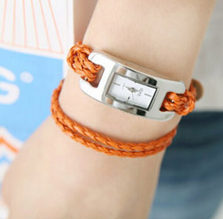 Часы женские Twist orange