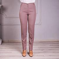 Класичні літні штани бежеві, фото 1