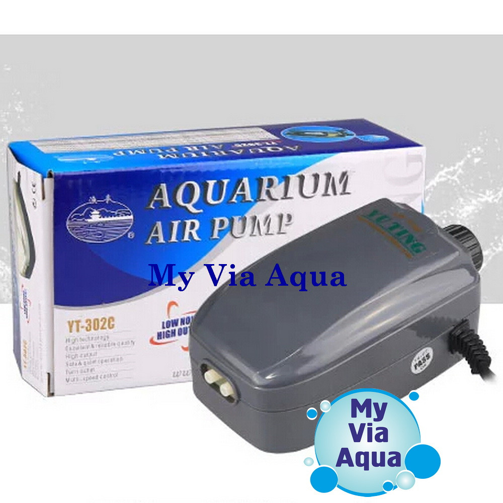 Компрессор для аквариума SunSun YT-302C