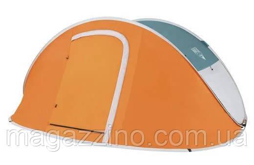 Палатка трехместная, Bestway Nucamp, 235 x 190 x 100 см.