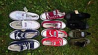 Кеды мужские и женские Converse All Star низкие и высокие Конверсы