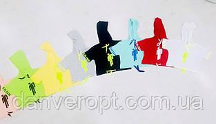 Топ подростковый модный яркий с капюшоном на девочку размер 128-176 см купить оптом со склада 7км Одесса