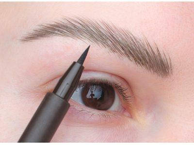 Оформление бровей(карандаши,паста и тд)