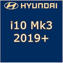 Hyundai i10 Mk3 2019+