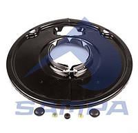Пыльник тормозного барабана SAF SKRS 9042(95-) (пр-во SAMPA)