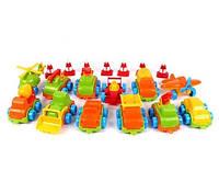 Машинка 1 шт ТРАНСПОРТ МИНИ ТЕХНОК Маленькие Машинки для песочницы, 5897, 012194