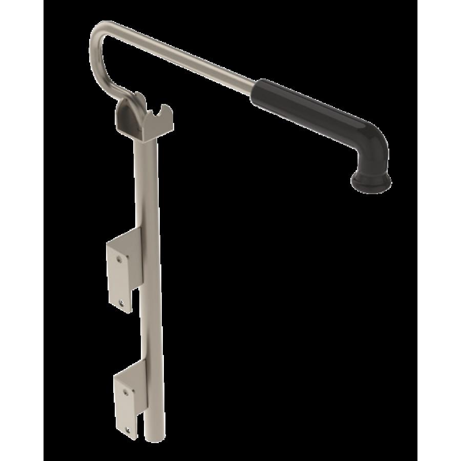 Фиксатор задних ворот оцинкованный (Т29)