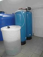 Установка умягчения воды ФИО-Д 2472