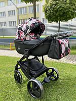 Детская коляска 2 в 1 Junama Madena Flower New