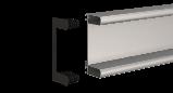 Бампер задний без отверстий 2400 (1106224020), фото 4