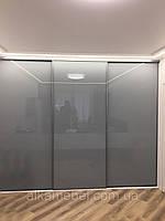 Встроенный шкаф купе с раздвижной системой zola