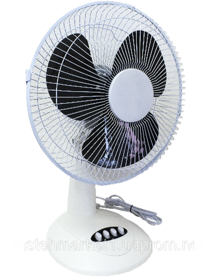 Вентилятор настольный Grunhelm GFT-3011 (40 Вт, 3 скорости)