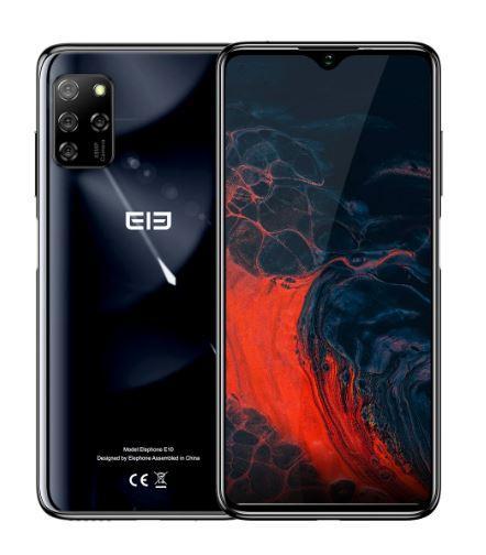 Смартфон ELEPHONE E10 NFC Black