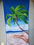 Пляжное полотенце 75*150, фото 2