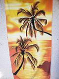 Пляжное полотенце 75*150, фото 4
