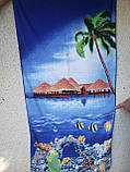 Пляжное полотенце 75*150, фото 3