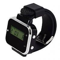 Дополнительные часы - пейджер для системы вызова официанта Tivdio F3300
