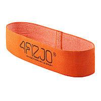 Резинка для фитнеса и спорта тканевая 4FIZJO Flex Band 1-5 кг 4FJ0127