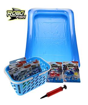 Набор Robo fish «Веселые рыбки» интерактивные рыбки, роборыбки, детская рыбалка, робофиш