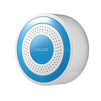 Беспроводная сирена автономная для беспроводных датчиков 433 мГц Digoo DG-ROSA, с аккумулятором