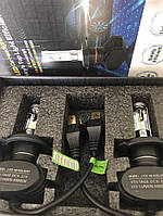 Комплект LED ламп S1 H4 8000Lm HeadLight без радиатора