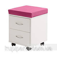 Дитяча тумбочка FunDesk SS15W Pink
