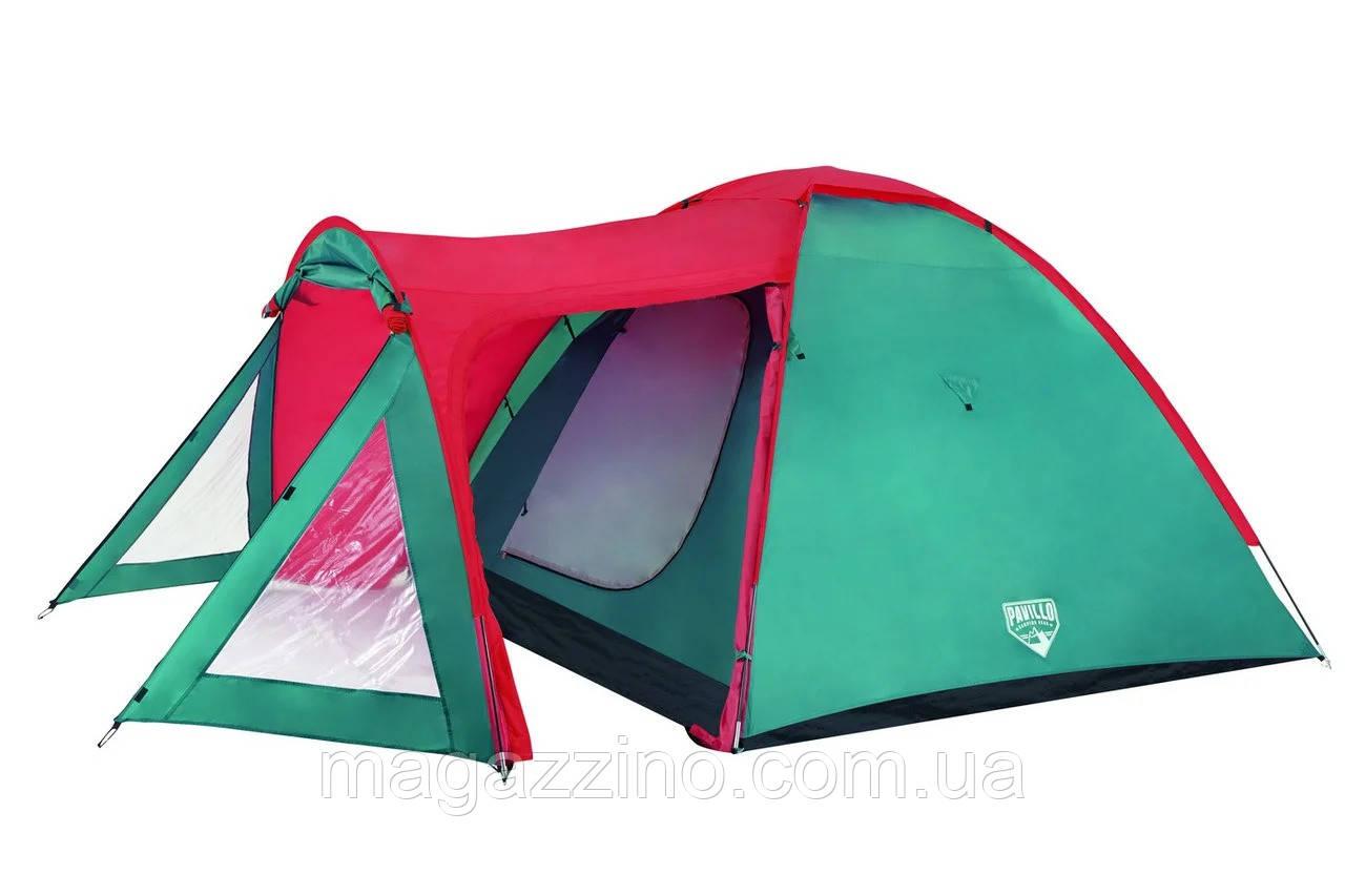 Палатка трехместная, Bestway Ocaso, 375 x 260 x 155 см.