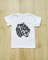 "Детская футболка с рисунком ""Tik Tok"", ""Тигр"", ""Миньон"", ""Likee"""