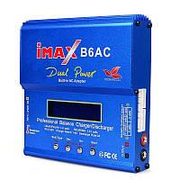 Зарядное устройство Imax B6AC 80W, с балансиром и встроенным БП