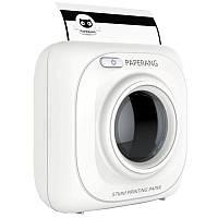 Портативный карманный мобильный принтер для телефона с bluetooth подключением Paperang P1